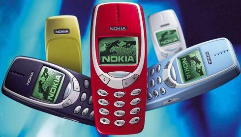 Le grand retour du Nokia 3310