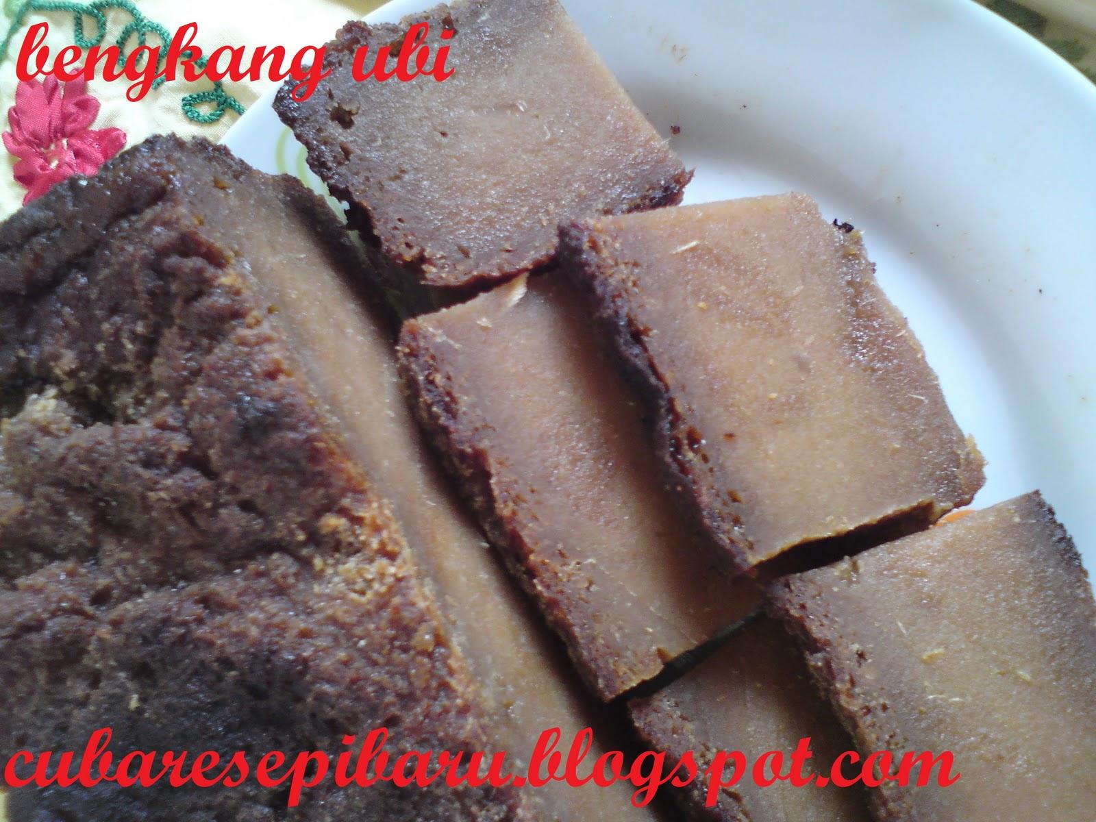 bingka ubi kayu gula merah makanan khas indonesia getuk gula merah  yani cakes  rimsdarr Resepi Kuih Bingka Gula Merah Enak dan Mudah