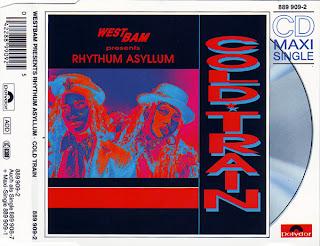 Westbam Amp Rhythum Asyllum Cold Train Low Spirit