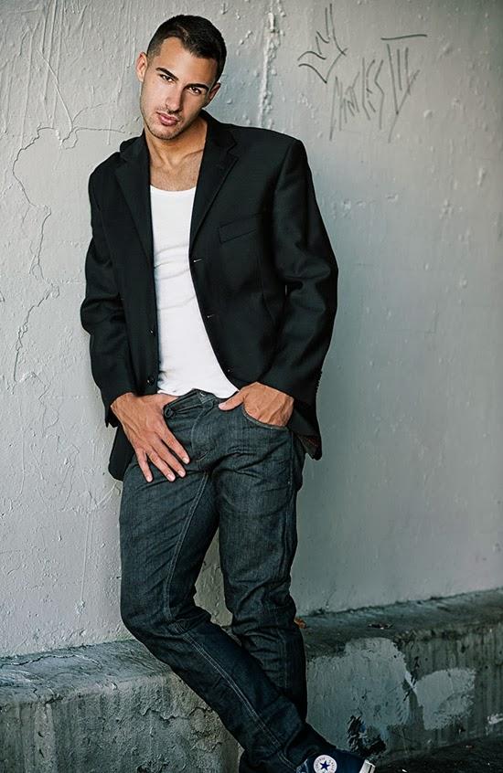 Cody Callahan by Tommy Wu - Fashionably Male