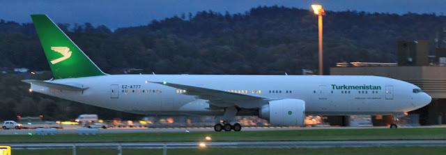 Türkmen Hava Yolları