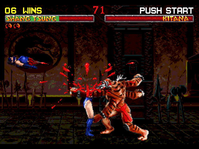 Mortal Kombat 2+arcade+game+portable+videojuego+descargar gratis