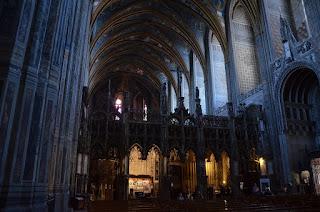 Jubé de la catedral d'Albi