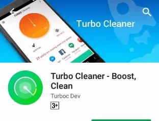 Turbo Cleaner Dapat Mempercepat Ponsel Hingga 99% 5