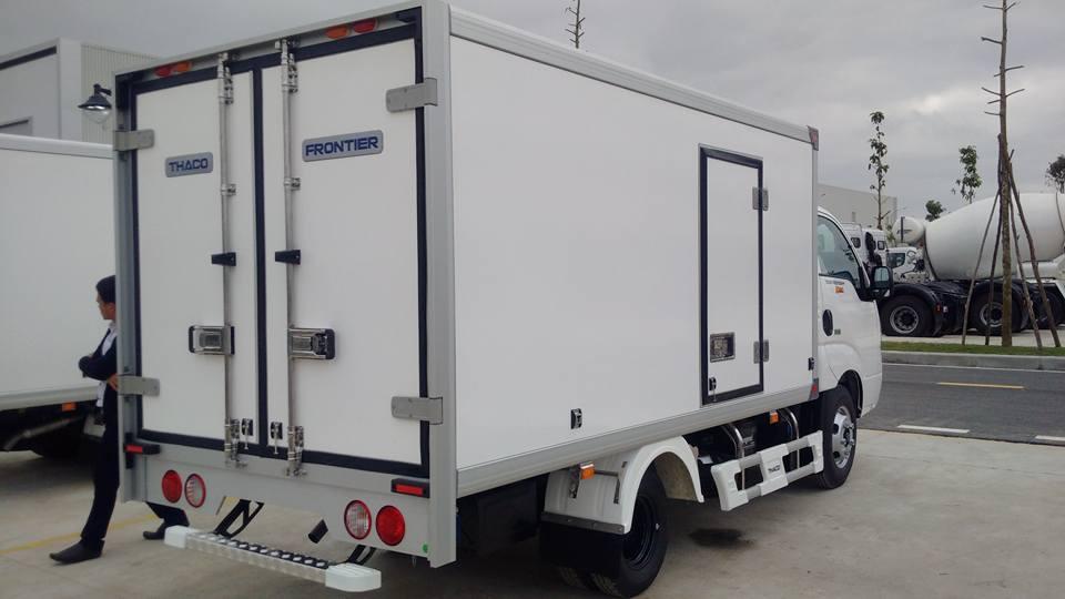 Đại lý bán xe tải K200 đời 2018 tại Hải Phòng Thaco Trọng Thiện