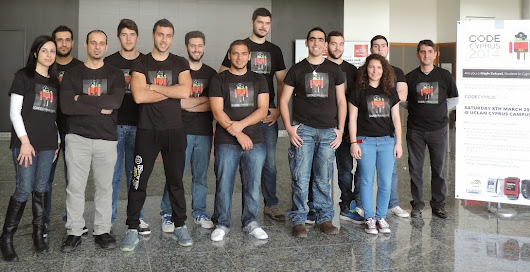 Wrap-up of Code Cyprus 2014