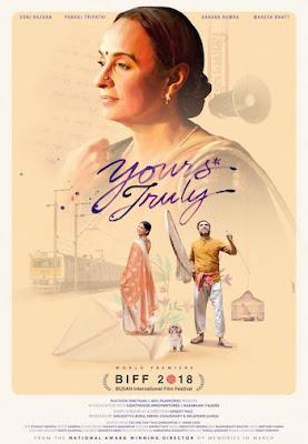 Yours Truly 2019 Hindi 480p WEB-DL 250MB