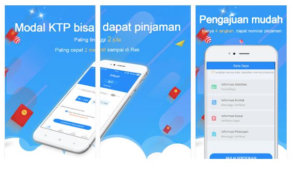 Aplikasi Pinjaman Uang Online