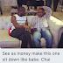 This photo of Peter Okoye and Dangote got people talking