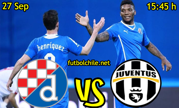 Ver stream hd youtube facebook movil android ios iphone table ipad windows mac linux resultado en vivo, online:  Dinamo Zagreb vs Juventus