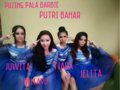Video/Mp3 Dan Lirik Lagu Pusing Pala Barbie - Putri Bahar