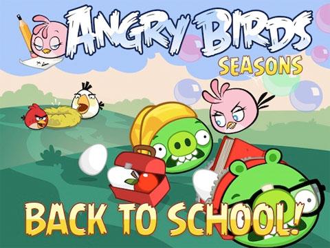 Download Game Angry Bird Season Back To School Full | Batar Del Rey