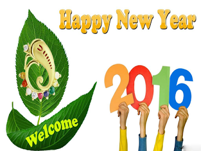 Happy New Year Greetings Facebook Image