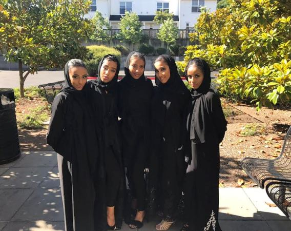 Check out photos of these stunning Muslim sisters