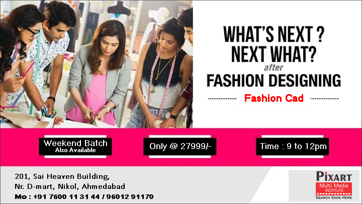 Fashion And Interior Design Course In Ahmedabad