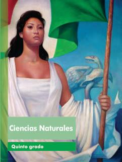Libro de Texto Ciencias Naturales Quinto Grado Ciclo Escolar 2016-2017