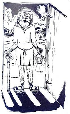 ΗΓΟΥΜΕΝΙΤΣΑ: Ο ΓΕΡΟΣ ΜΕ ΤΑ ΚΑΛΑΝΤΑ - Αφήγημα του Αναστασιου Βασιάδη