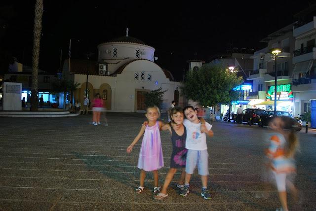 Церковь и дети:)