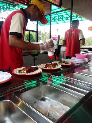 cara buat kebab