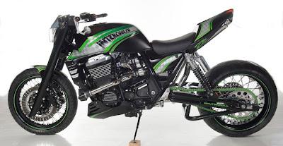 Racing Cafè: Kawasaki ZRX 1100 Kompressor by RFBiketech