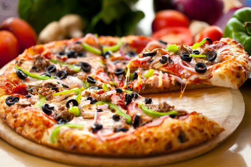 Fast Food Pizza HD Wallpaper Free Download For PC Online Fun
