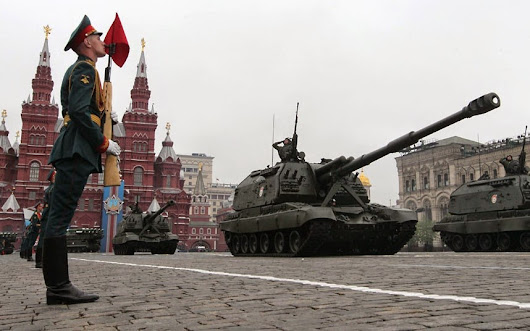 Russia's Strategy: Putin's actions in Ukraine predate his inception to power