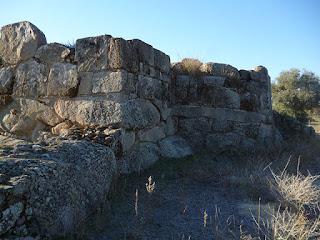 Bastión de la fachada norte
