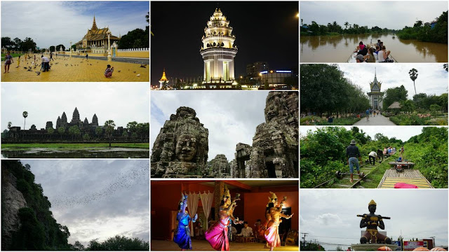 Travel Itinerary: Phnom Penh, Battambang & Siem Reap, Cambodia in 6 days