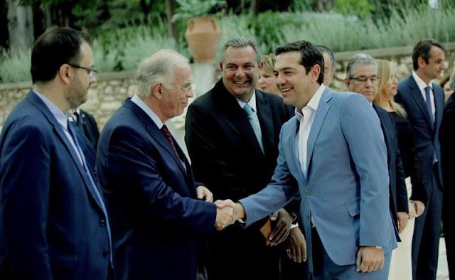 Ο ΣΥΡΙΖΑ δεν πέφτει σαν ώριμο φρούτο!