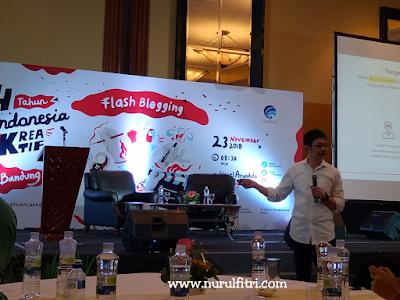 Wujudkan Generasi Muda untuk Indonesia Kreatif