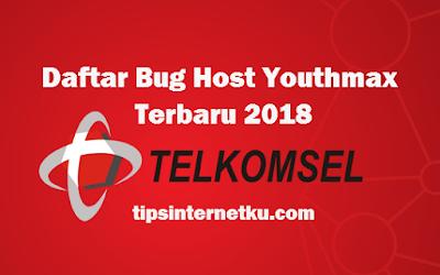 Inilah 6 Bug Host Youthmax Telkomsel Yang Masih Aktif 2018