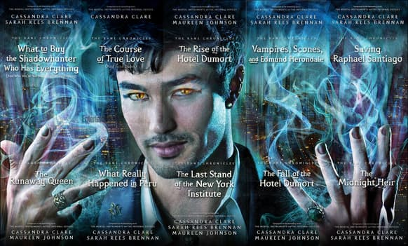 The Bane Chronicles by Cassandra Clare Series [EPUB]