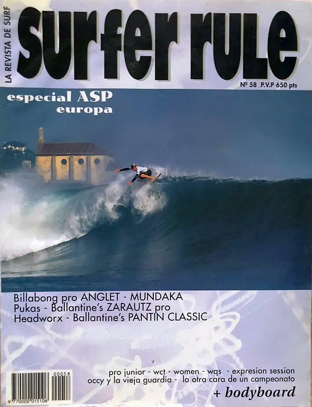 surfer rule