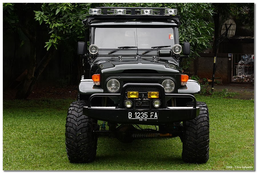 Everything about car: Toyota Hardtop Jeep Sepanjang Masa