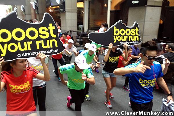 boost your run