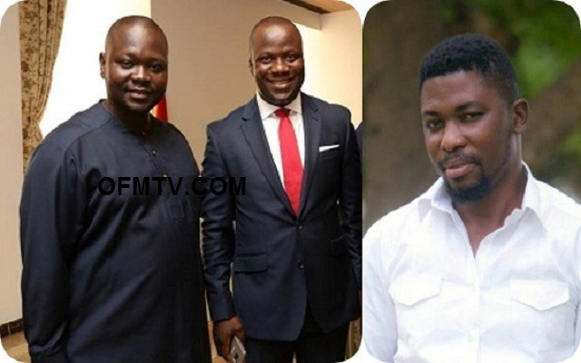 CHRAJ petitioned to probe Jinapor, Asenso-Boakye over A-Plus claims [Watch Audio-Video]