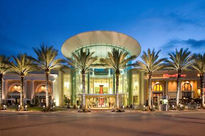 Que hacer en orlando fuera de los parques - The Mall at Millenia
