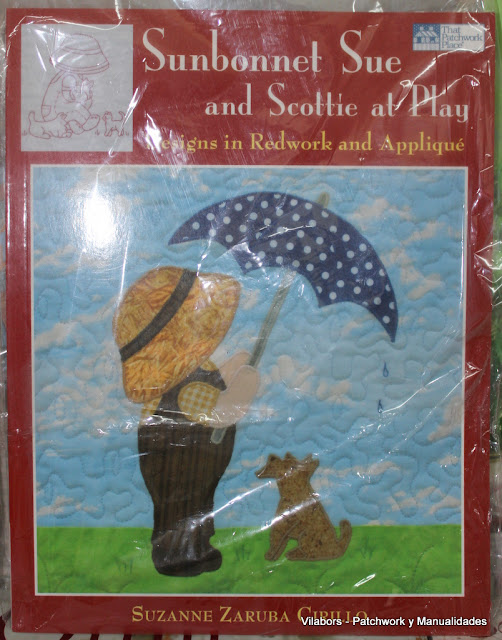 Libros de Patchwork y Quilt (Sunbonnet Sue and Scottie at Play de Suzanne Zaruba Cirillo)- Vilabors