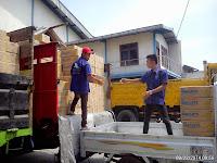Ekspedisi Jakarta-Surabaya-Gorontalo