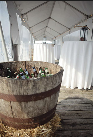 Rustic Wedding Diy 10 Ice Cooler Ideas For Your Rustic