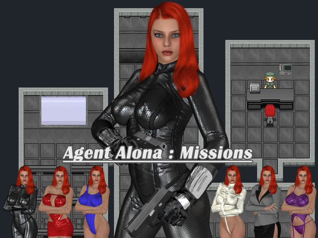 Agent Alona Mission new version