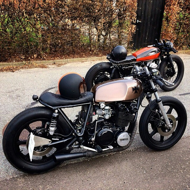 XS 850 Brat