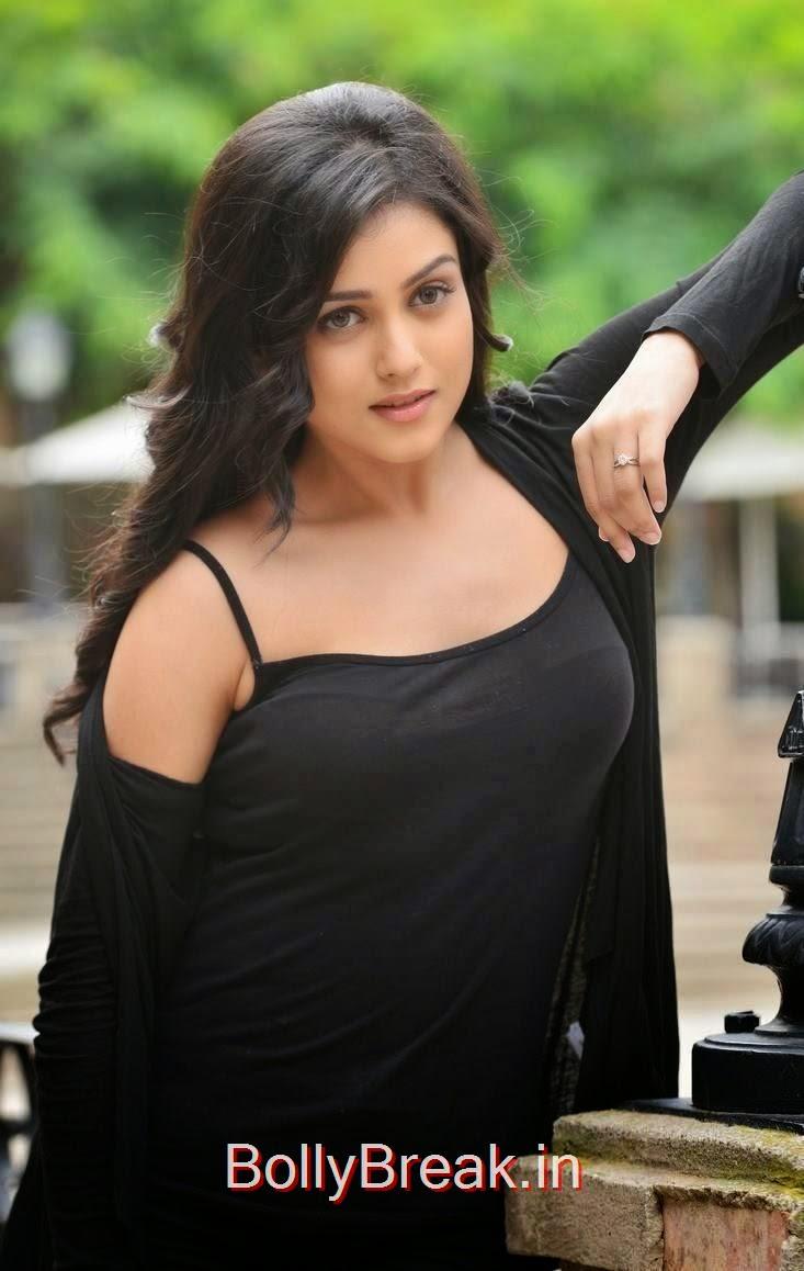Mishti-Chakraborty-Stills-From-Chinnadana-Nee-Kosam-Movie-35, Hot HD Images Of Mishti Chakraborty in Black Dress