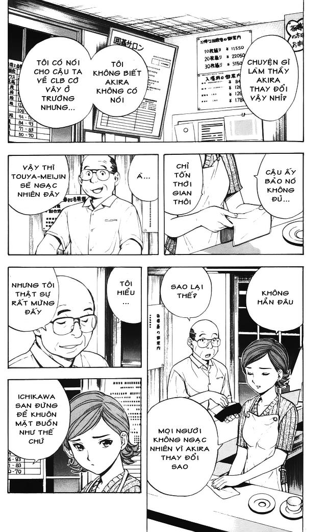 Hikaru No Go hikaru no go chap 29 trang 6