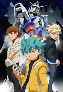 assistir - Gundam Age - online
