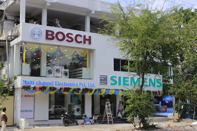 Bosch forays in Eastern India, launches its first experiential brand store in Kolkata