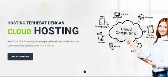 Rekomendasi HOSTING MURAH dan Terbaik Untuk Blogger Indonesia