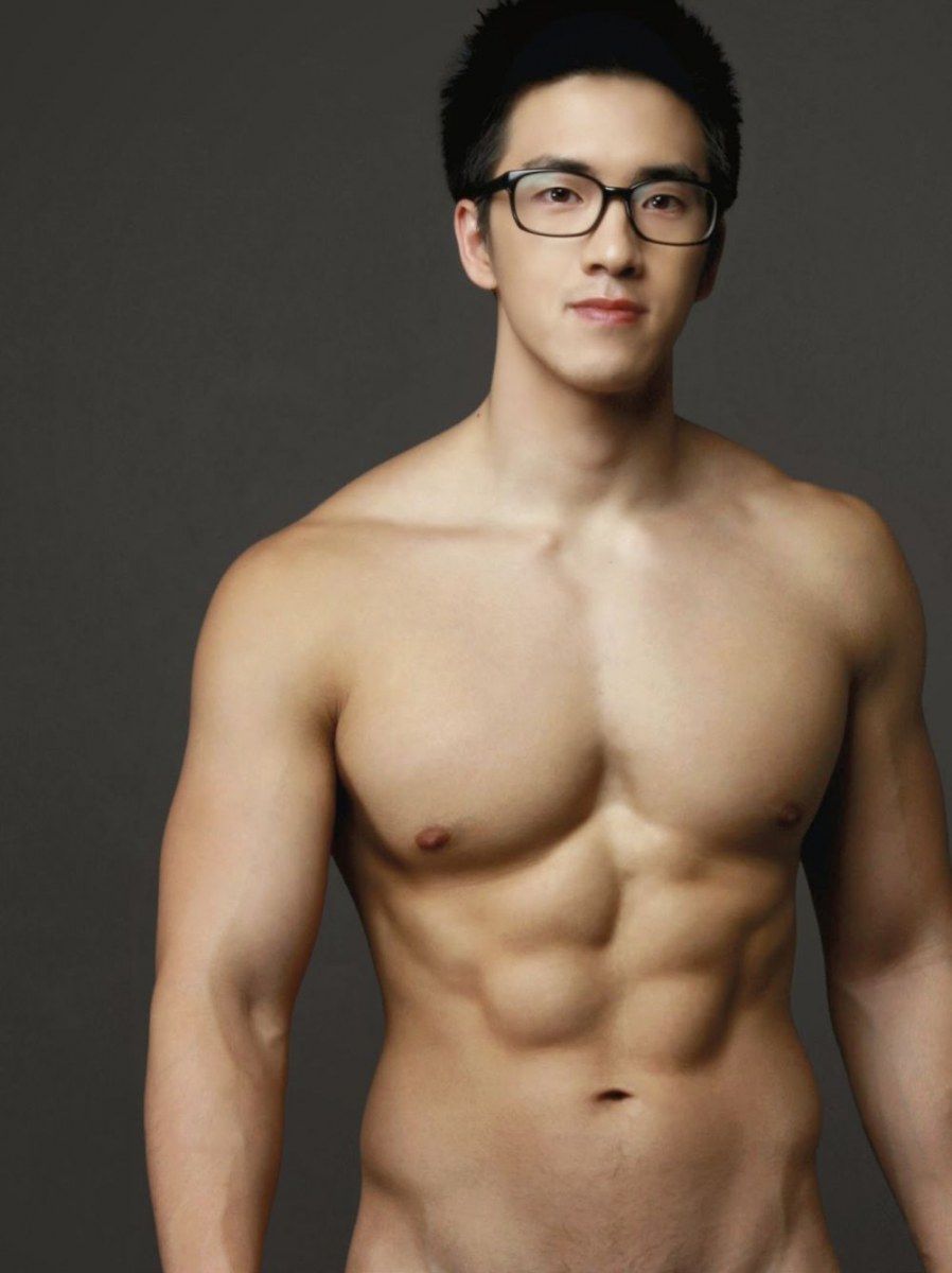 Nude male korean-3188