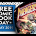 You can get free Comic Books on May 4 at Fully Booked Store