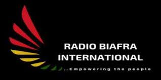 Radio Biafra International Logo RBi
